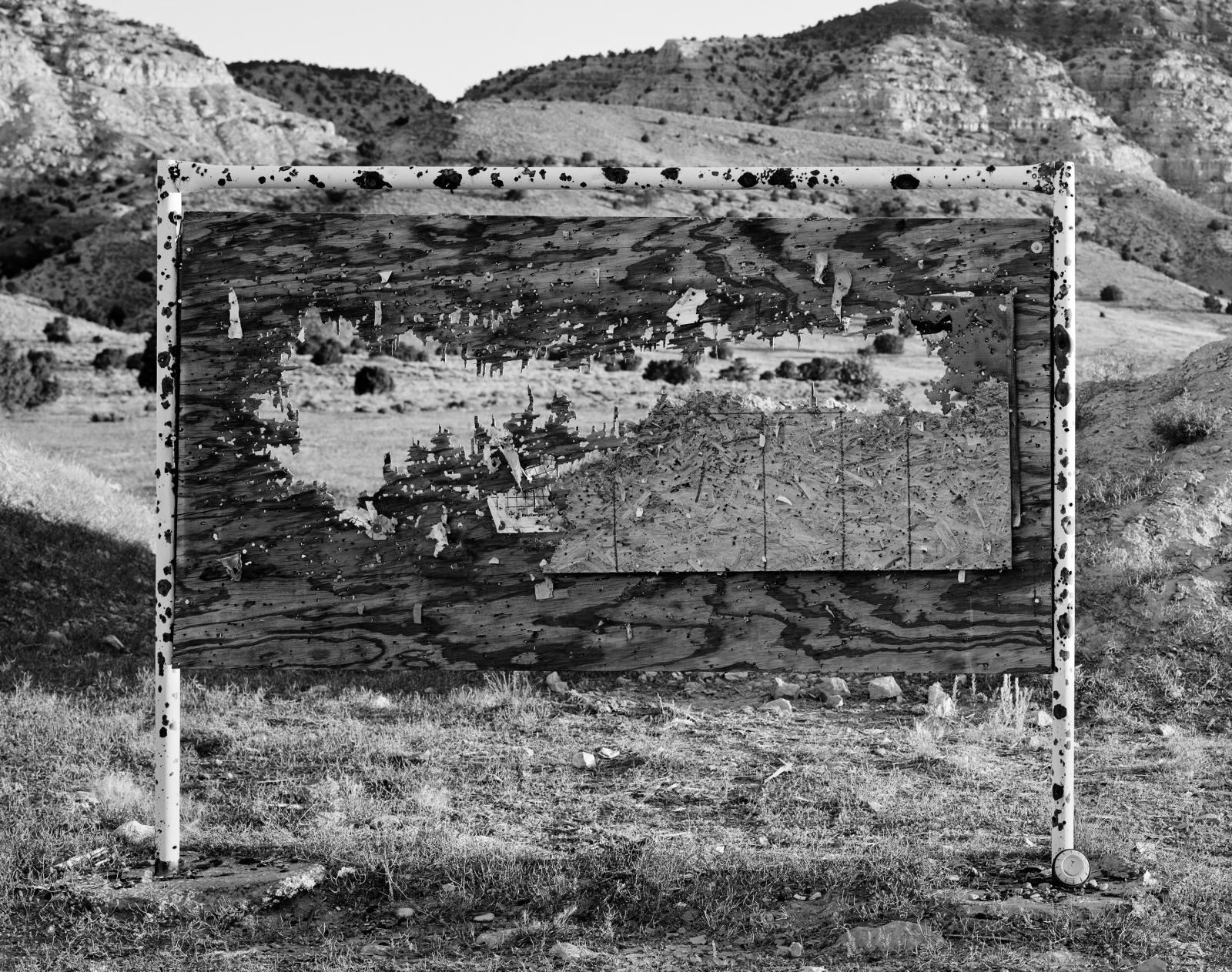 Jeff Whetstone, Joseph Redux, 2010, Gelatin silver print, 38 x 48 inches. Image courtesy the artist.